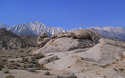 Alabama Hills, Sierra Nevada