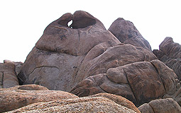 Alabama Hills, Heart
