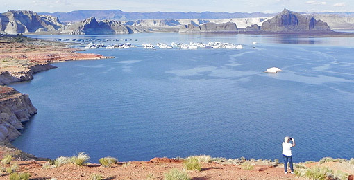 Page, Lake Powell
