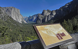 Yosemite Tunnel View Point, El Capitan