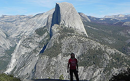 Glacier Point, Half Dome