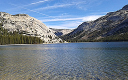 Tioga Pass, Tenaya Lake