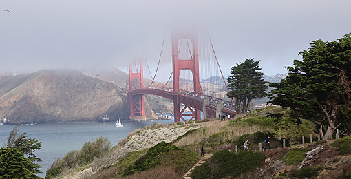 SF Golden Gate Bridge