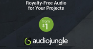 Audiojungle - Royalty-Free Audio for your Projects