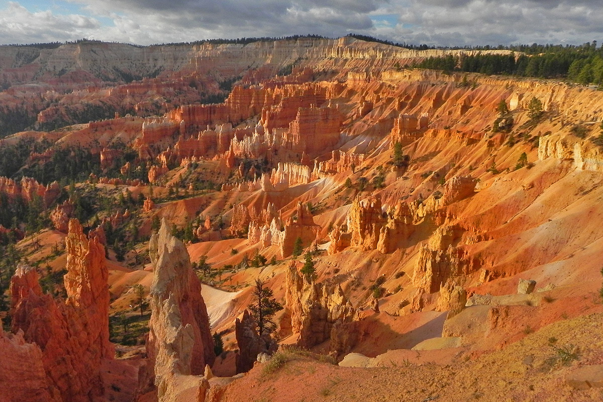 USA Rundreise, Westküste, Bryce Canyon